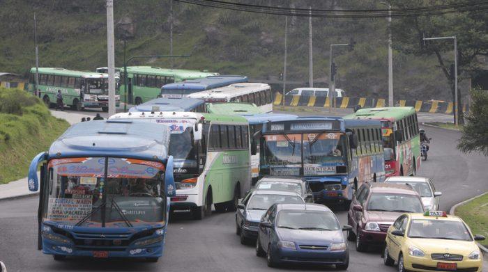 El Municipio del Distrito confirmó este lunes 17 de mayo del 2021 que la medida 'Hoy no Circula' entrará en vigencia el próximo jueves 20 de mayo. Foto: ARCHIVO EL COMERCIO