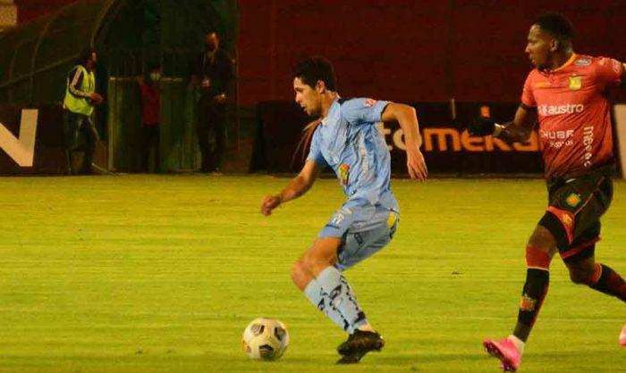 Macará ganó al Deportivo Cuenca, por la fecha 11 del campeonato nacional