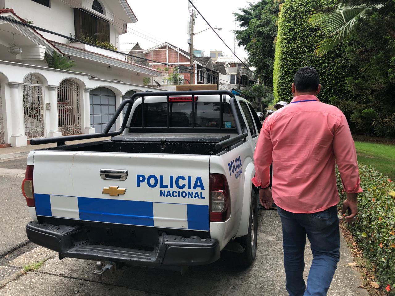El expresidente Abdalá Bucaram regresó al arresto domiciliario