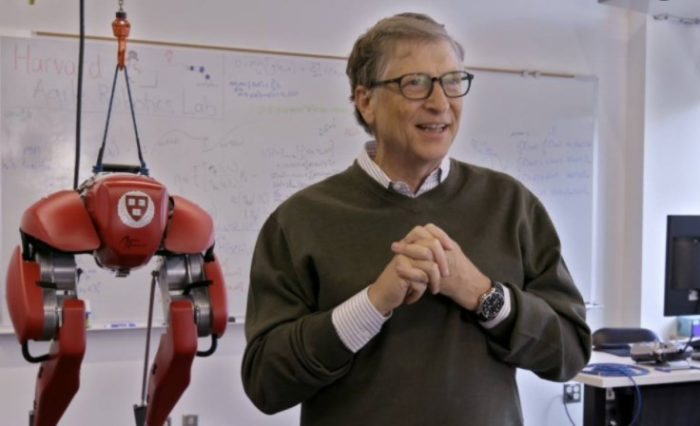 El fundador de Microsoft, Bill Gates, se divorció de su esposa a inicios de mayo del 2021. Foto: Facebook Bill Gates