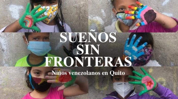 Especial: Sueños sin fronteras. Niños venezolanos en Quito