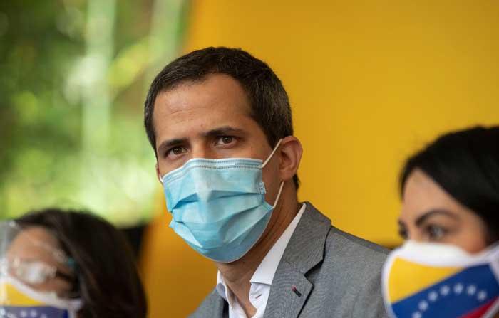 Fiscalía venezolana investiga a Guaidó por traición a la patria y otros delitos - El Comercio