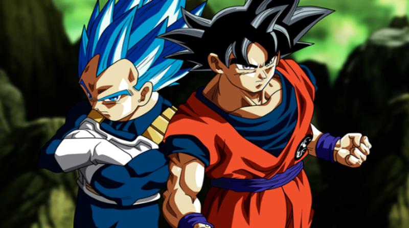 Gokú y Vegeta de 'Dragon Ball' serán los narradores de los juegos olímpicos de Tokio 2021
