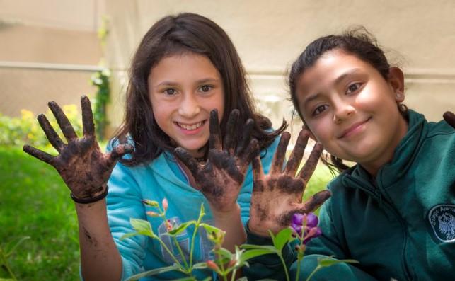 Los maestros podrán impartir a sus alumnos, los conocimientos que se reciben en la capacitación para el cuidado del medio ambiente. Foto: Flickr Tierra de Todos Ministerio de Educación