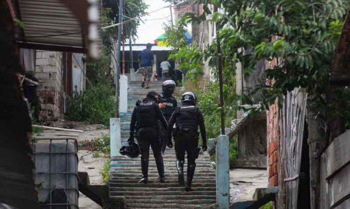 Las organizaciones narcodelictivas tienen presencia en los ocho distritos de este cantón, cercano a Guayaquil.