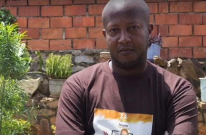 Las autoridades informaron sobre la detención del youtuber Aimable Karasira, quien ha emitido videos en los que cuestiona el genocidio en Ruanda. Foto: Captura de pantalla YouTube