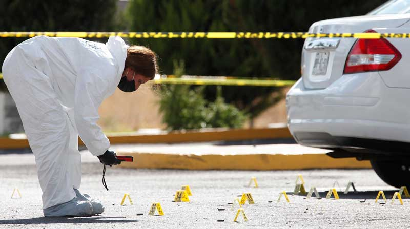 Al menos 15 estados mexicanos en foco rojo por delitos de crimen organizado
