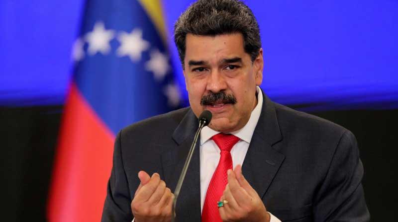 Maduro dice que está 'listo' para ir a negociar con la oposición a México
