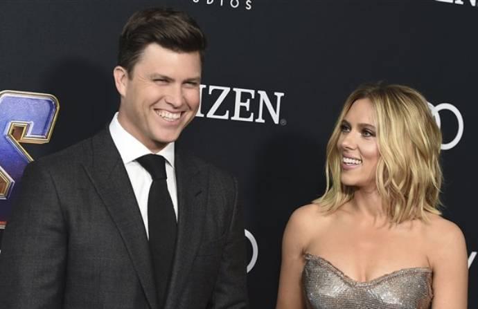 Scarlett Johansson, la estrella de 'Black Widow', espera a su segundo hijo - El Comercio