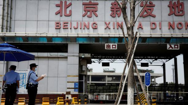 OMS reitera a China que el mundo necesita entender el origen del coronavirus