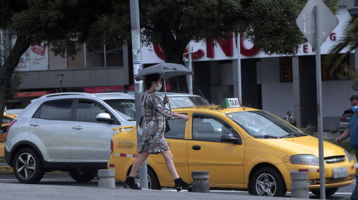 En Quito se aplicará la medida Hoy no circula durante la última semana de julio del 2021. Foto: Diego Pallero/ EL COMERCIO