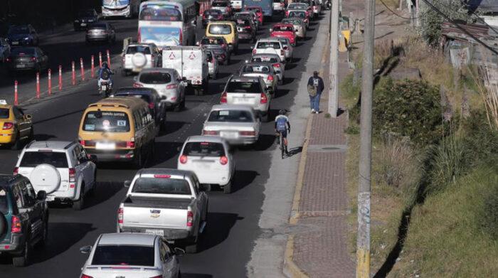 El Municipio de Quito cambió los aforos para evitar la propagación del covid-19. Foto: Diego Pallero/ EL COMERCIO