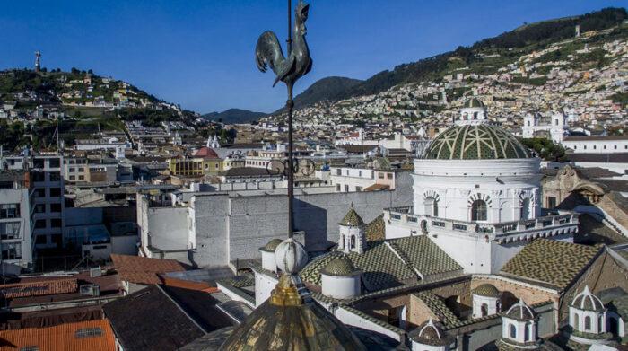 El Centro Histórico, declarado patrimonio por la Unesco, es uno d elos principales atractivos de la capital ecuatoriana. Foto: Archivo/ EL COMERCIO