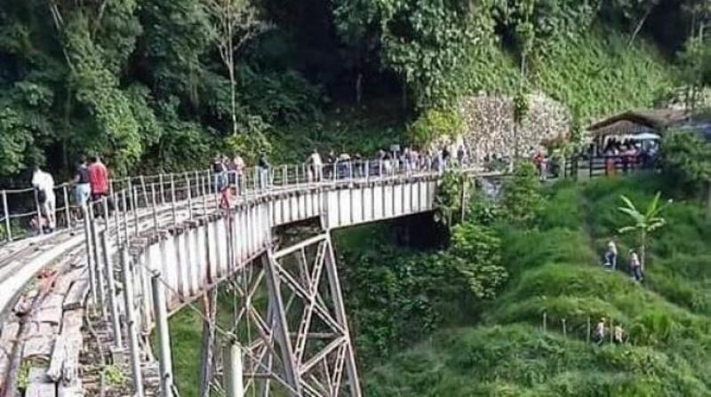 Joven murió cuando practicaba 'bungee jumping' en Colombia - El Comercio