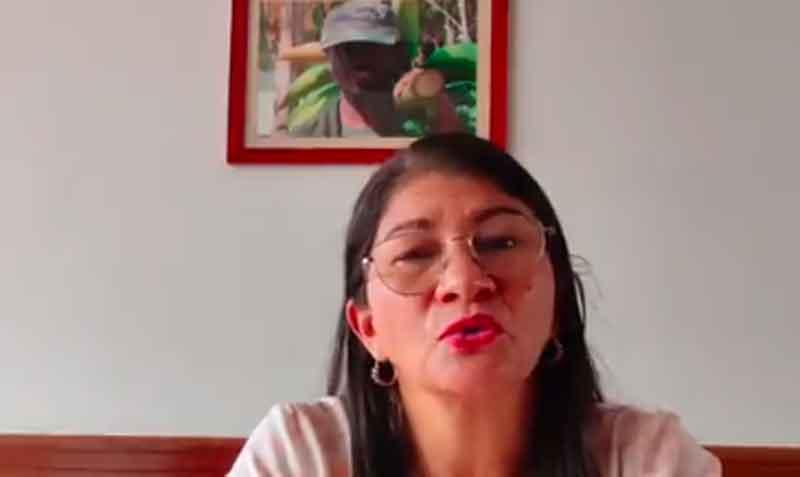 Senadora colombiana desata polémica al decir que secuestrados tenían comodidades
