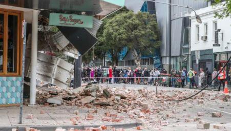 Un terremoto de magnitud 5.9 sacude el sureste de Australia - El Comercio