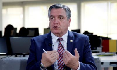 El ministro de Trabajo, Patricio Donoso, señaló que ninguna Ley es perfecta. Foto: Roberto Peñafiel / EL COMERCIO