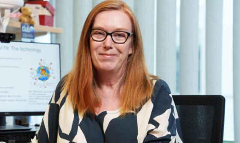 Suiza premia a creadora de la vacuna contra el covid-19 de Oxford-AstraZeneca
