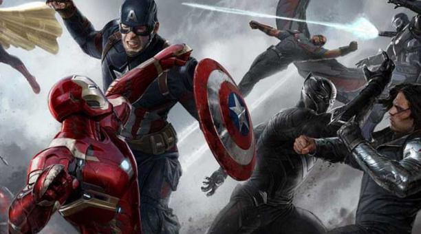 Durante el entretiempo del Super Bowl en Estados Unidos, un nuevo tráiler de 'Capitán América: Guerra Civil' fue presentado. Foto: Facebook / Captain America