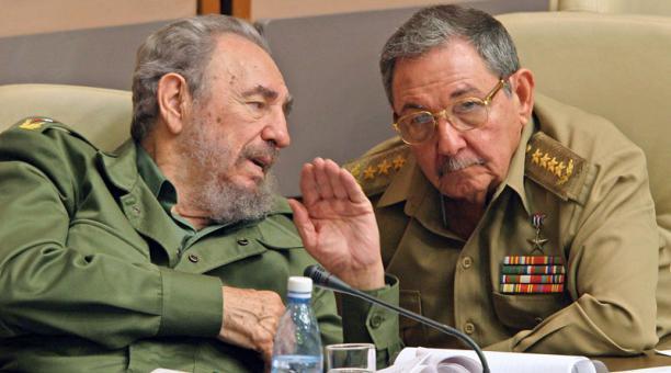 Los hermanos Fidel y Raúl Castro estuvieron al frente de Cuba por más de 50 años. Fidel Castro falleció este 25 de noviembre del 2016.