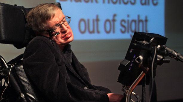 La NASA extendió sus condolencias a la familia y amigos de Stephen Hawking ante el fallecimiento del científico que se produjo este 14 de marzo del 2018. Foto: EFE.