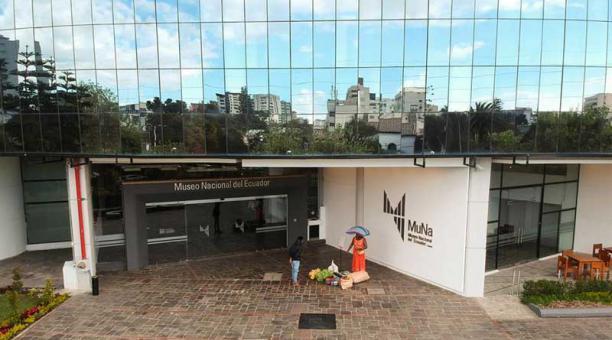 Las ponencias de 11 expositores se desarrollarán del 24 al 26 de octubre del 2018 en el Museo Nacional del Ecuador (MUNA). Foto: Cortesía Museo Nacional del Ecuador.