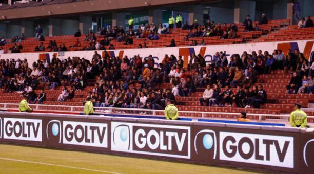 La operadora GolTV ingresó al fútbol ecuatoriano en 2018. Foto: Bendito Fútbol