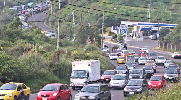 La medida Hoy no circula entrará en vigencia el próximo lunes 9 de septiembre del 2019. Foto: Archivo / EL COMERCIO