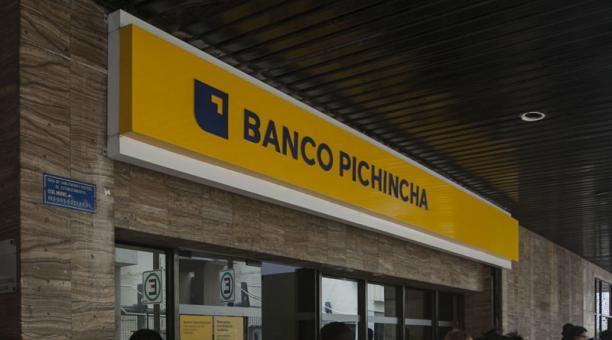 Banco Pichincha anunció que realizará un