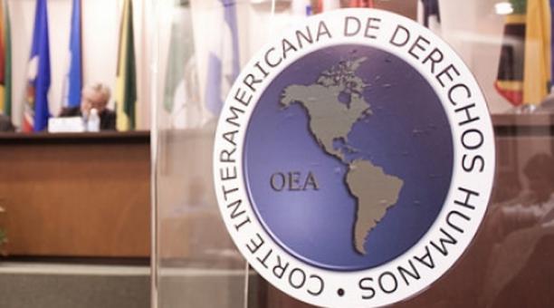 La Corte Interamericana de Derechos Humanos admitió el caso de diario El Universo, en el que se demanda al Estado ecuatoriano por presunta violación a la libertad de expresión y al debido proceso. Foto: Captura