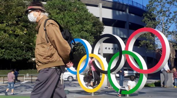 Tras el COI, Japón también admite que los Juegos Olímpicos Tokio 2020 pueden aplazarse. Captura video