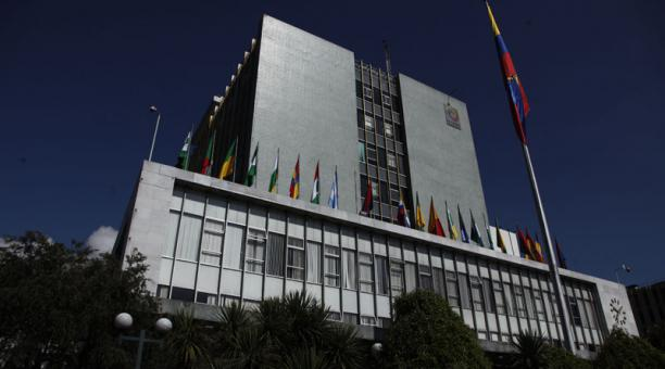 El Banco Central del Ecuador anunció que el pasado 20 de abril del 2020 recuperó las 240 000 onzas troy de oro (7,46 toneladas) usadas como respaldo para acceder a una línea de facilidad de liquidez temporal. Foto: Archivo/ EL COMERCIO.