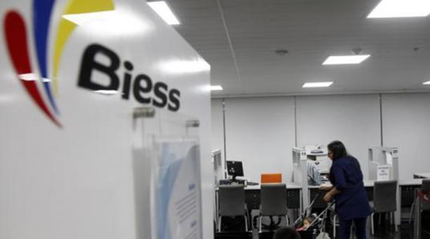 El Banco del Instituto de Seguridad Social (Biess) mantiene activas nuevas modalidades de gestión en préstamos hipotecarios con mecanismos virtuales. Foto: Archivo / EL COMERCIO