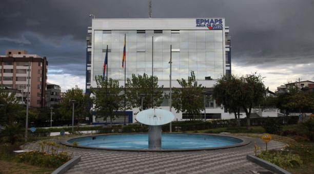 La Empresa Pública Metropolitana de Agua Potable y Saneamiento (Epmaps) atenderá en dos de sus sedes