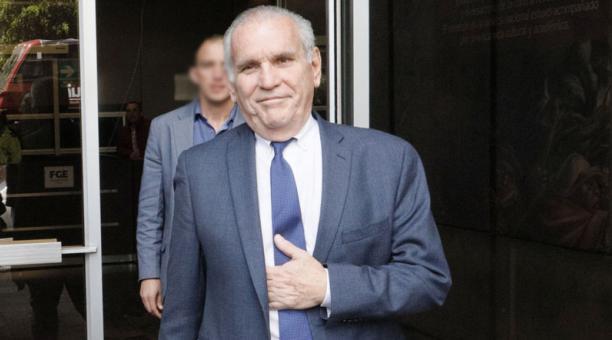 El exconsejero presidencial, Santiago Cuesta, dijo que acudirá a la Fiscalía General del Estado. Foto: Archivo/ EL COMERCIO