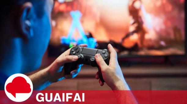 Si usted es un 'gamer' debe conocer que varias de sus compras en línea de videojuegos también pagarán IVA. Foto: Freepik