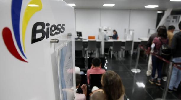 El Biess invirtió en obligaciones del Delcorp y Ecuagran en diciembre de 2019 y marzo del 2020 por un monto de USD 5,4 millones. Foto: Archivo/ EL COMERCIO.