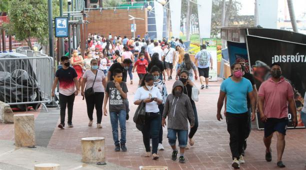 El INEC informó sobre los cambios para publicar las cifras del empleo en Ecuador. Foto: Mario Faustos/ EL COMERCIO