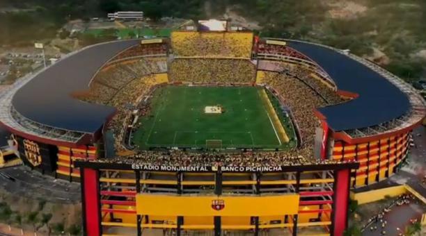 Barcelona presentó un video emotivo para que el estadio Monumental sea sede  de la final de la Libertadores - El Comercio