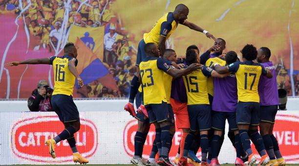 La Selección de Ecuador jugará ante Bolivia, el 12 de noviembre, y ante Colombia, el 17. Foto: EFE