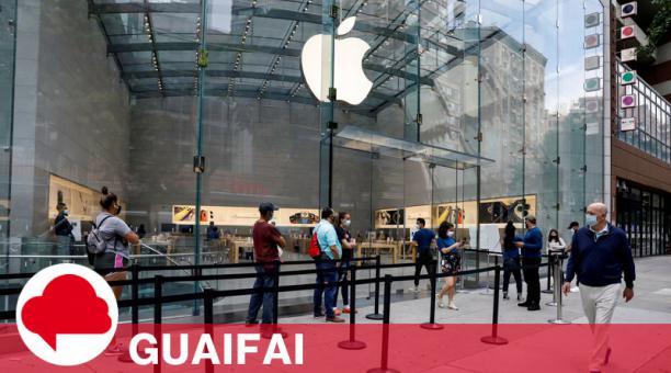 Apple acordó pagar USD 113 millones como compensación por haber ralentizado los modelos antiguos de los iPhone. Foto: REUTERS