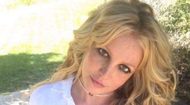 La cantante Britney Spears y el grupo Backstreet Boys se juntaron para una colaboración en el tema Matches. Foto: Instagram Britney Spears