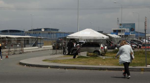 El amotinamiento se habría producido en el área de mínima seguridad de la cárcel de Cotopaxi. Foto: Archivo / EL COMERCIO