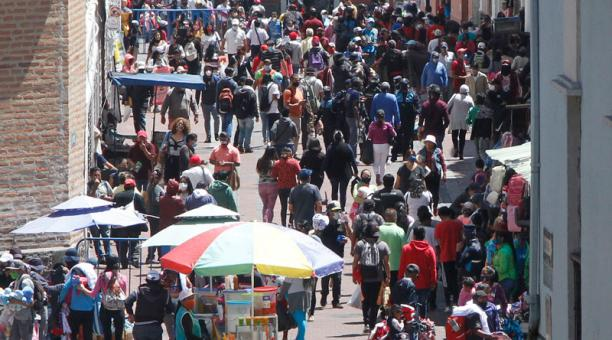 Quito es la ciudad con má contagios de covid-19 en Ecuador este 16 de diciembre del 2020