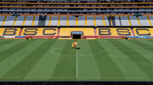 La final de ida se juega en el estadio Monumental este miércoles 23 de diciembre del 2020. Tomado de Barcelona