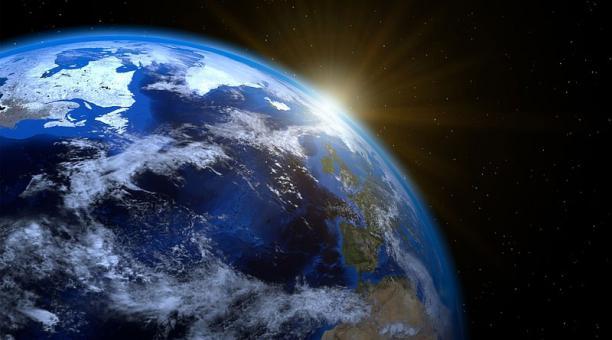 Imagen referencial. La Tierra alcanzó su perihelio el sábado 2 de enero del 2021. Foto: Pixabay.