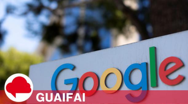 Los trabajadores de Google se reunieron para formar un sindicato. Foto: REUTERS