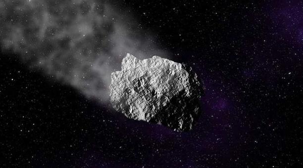 Imagen referencial. El asteroide 2016 CO247 pasará a 7,4 millones de kilómetros de la Tierra. Foto: Pixabay