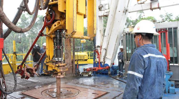 En septiembre del 2021 se prevé ampliar la extracción de crudo del bloque ITT, específicamente con Ishpingo. Foto: Archivo / EL COMERCIO