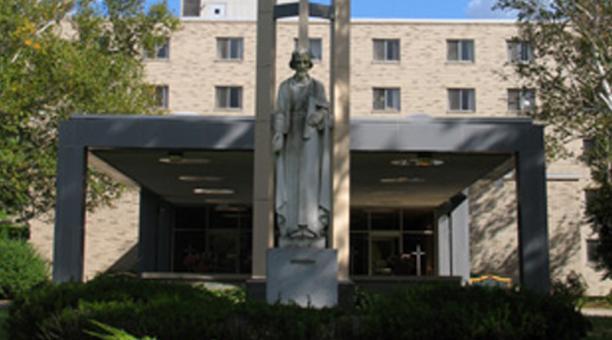 El convento, que sirve de hogar para miembros de la congregación con más de 370 años de existencia, acoge a un total de 140 monjas.
